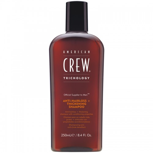 American Crew Anti Hair Loss+Thickening Shampoo 250 ml