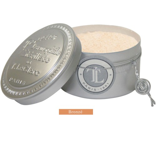 T. LeClerc Loose Powder 04 Bronze 25 g