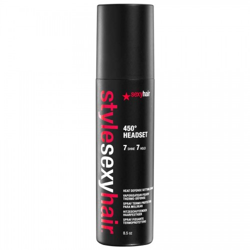 Style Sexy Hair 450° Headset Heat Defense Setting Spray 250 ml