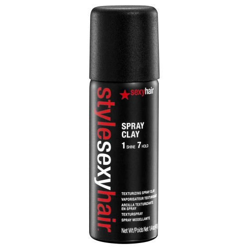 Style Sexy Hair Spray Clay Texturizing Spray Clay 50 ml