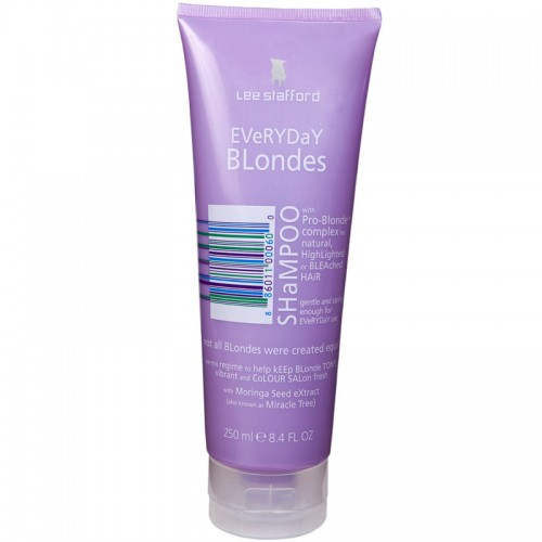 Lee Stafford Every Day Blondes Shampoo 250 ml