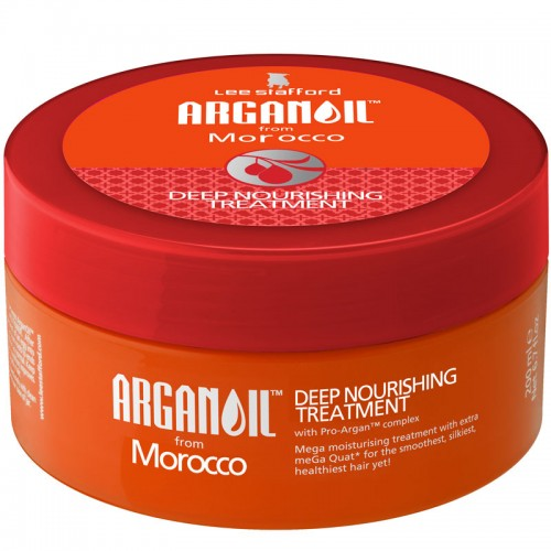 Lee Stafford Arganoil Deep Nourishing Treatment 200 ml