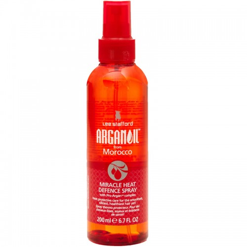 Lee Stafford Arganoil Miracle Heat Defence Spray 200 ml