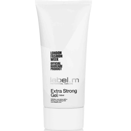 label.m Extra Strong Gel 150 ml