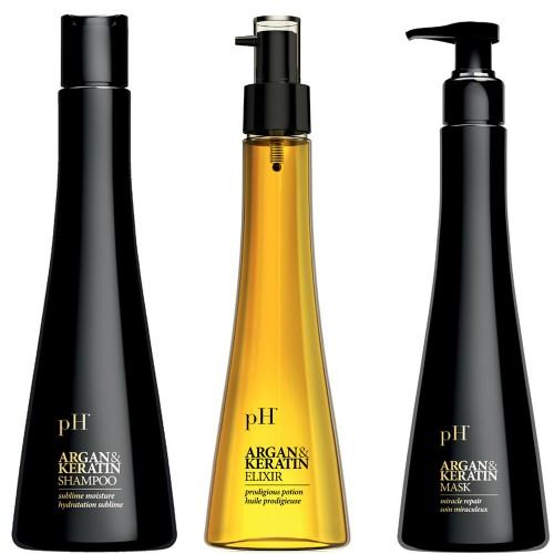 pH Argan & Keratin Gift-Kit