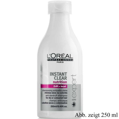 Loreal Serie Expert Instant Clear Nutrive Shampoo 1500 ml