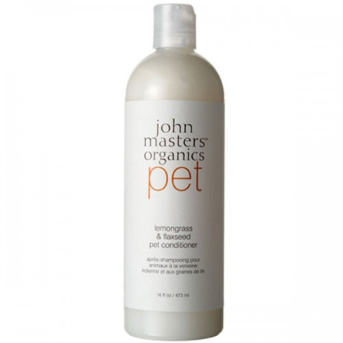 john masters organics Lemongrass & Flaxseed Pet Conditioner 473 ml