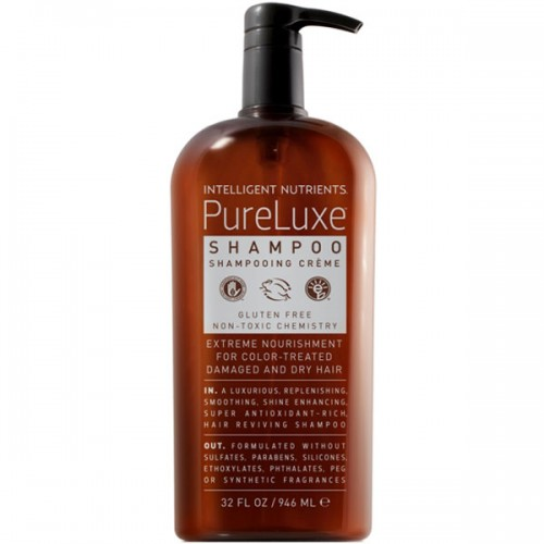 Intelligent Nutrients Harmonic Pureluxe Shampoo 946 ml