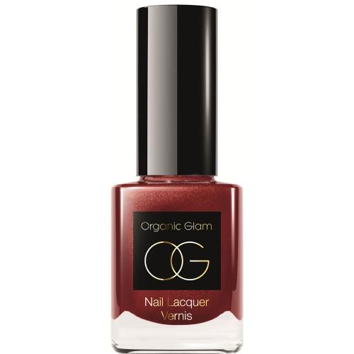 Organic Glam Mars Deep Shimmery Red 11 ml