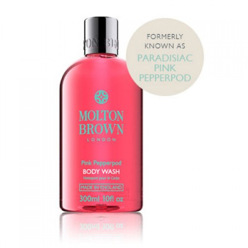Molton Brown B&B Pink Pepperpod Body Wash 300 ml