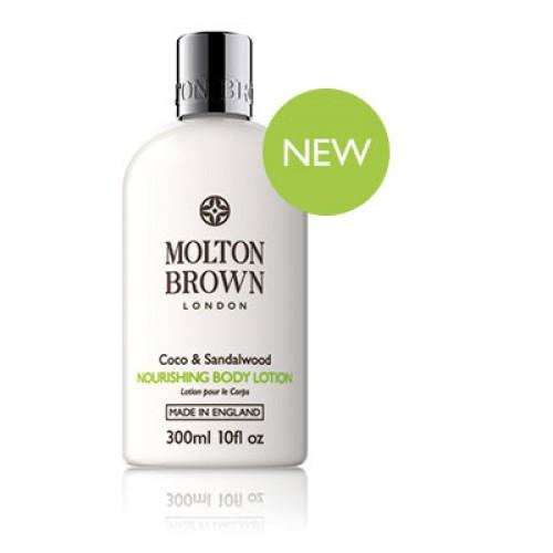 Molton Brown B&B Coco & Sandalwood Body Lotion 300 ml