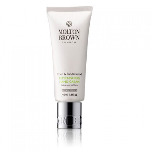 Molton Brown HAND Coco & Sandalwood Repleneshing Hand Cream 40 ml