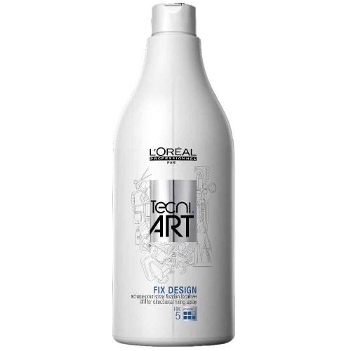 L'Oréal tecni.art Fix Design 750 ml (Nachfüllpackung)