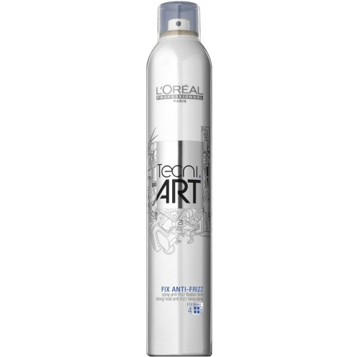 L'Oréal tecni.art Fix Anti Frizz 400 ml