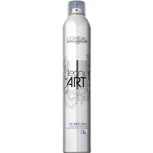 L'Oréal tecni.art Fix Anti Frizz 400 ml