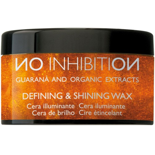 No Inhibition Defining & Shining Wax 75 ml