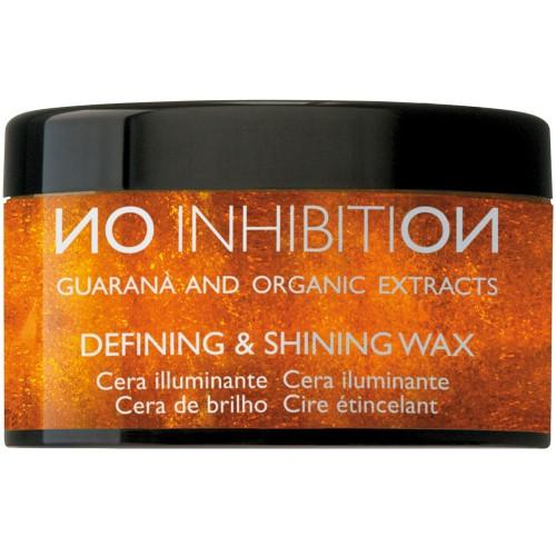 No Inhibition Defining & Shining Wax 75 ml