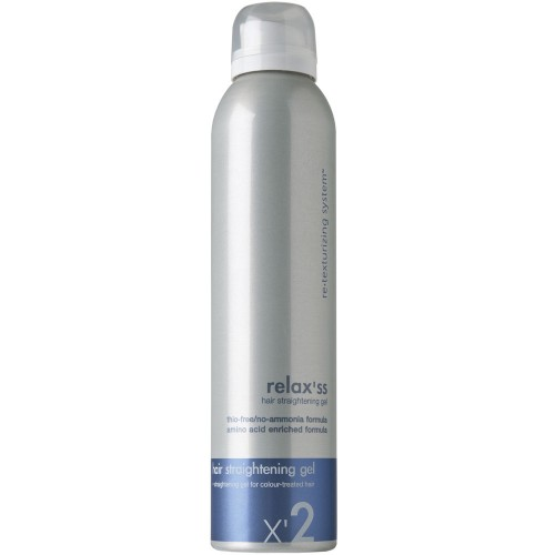 Re-texturizing System Relax'ss Hair Straightening Gel 2 200 ml