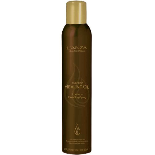 Lanza Keratin Healing Oil Lustrous Finishing Spray 350 ml