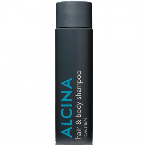 Alcina For Men Hair & Body Shampoo 250 ml