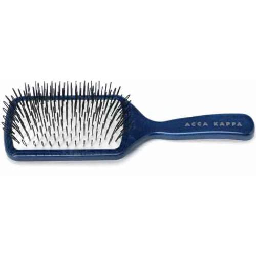 Acca Kappa Protection Pneumatic Paddle Brush blau 24,5 cm