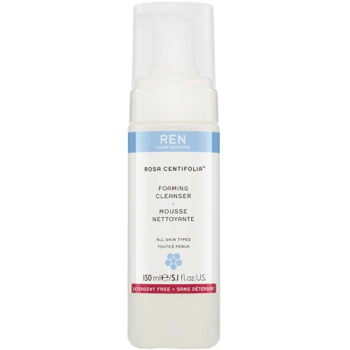 REN Rosa Centifolia Foaming Cleanser 150 ml