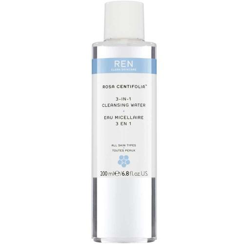 REN Rosa Centifolia 3-in-1 Cleansing Water 200 ml