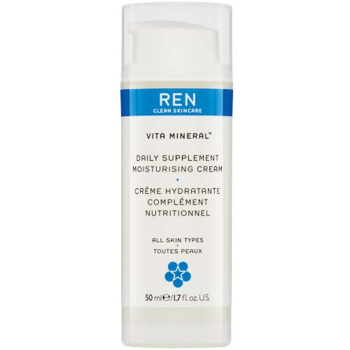 REN Vita Mineral Daily Supplement Moisturising Cream 50 ml