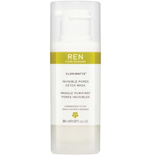 REN Clarimatte Invisible Pores Detox Mask 50 ml
