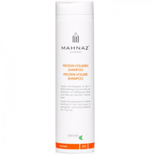 MAHNAZ Protein-Volumen Shampoo 202 200 ml