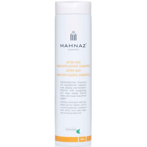 MAHNAZ After Sun Haar-Anti-Aging Shampoo 606 200 ml