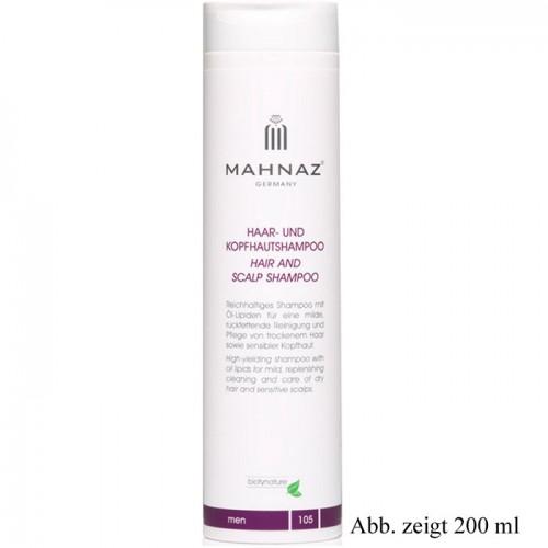 MAHNAZ Haar- und Kopfhautshampoo 50 ml