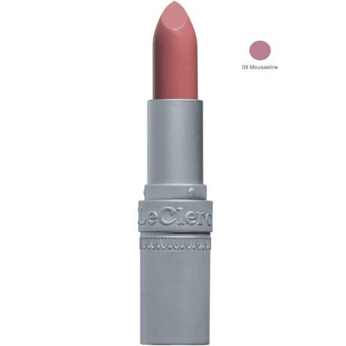 T. LeClerc Transparent Lipstick 08 Mousseline 3 g