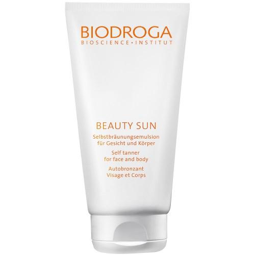 Biodroga Beauty Sun Selbstbräunungsemulsion 150 ml