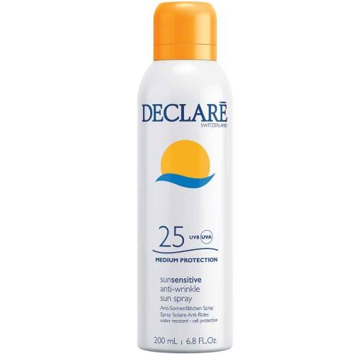 Declaré Sun Sensitive Anti-Wrinkle Sun Spray SPF 25 200 ml