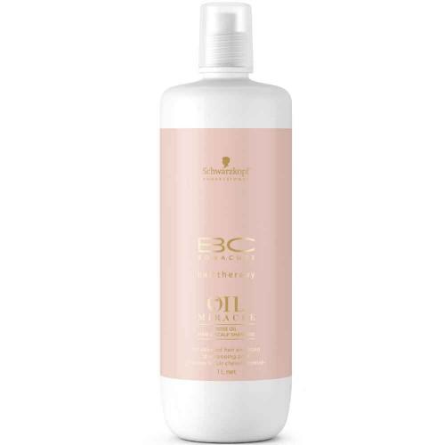 Schwarzkopf BC Bonacure Oil Miracle Rosenöl Shampoo 1000 ml