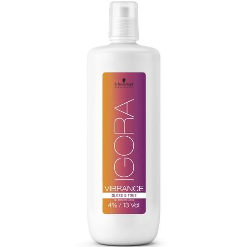 Schwarzkopf Igora Vibrance Gloss & Tone Gel Entwickler 4 % 1000 ml