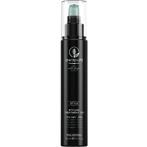 Paul Mitchell Awapuhi Wild Ginger Styling Treatment Oil 150 ml