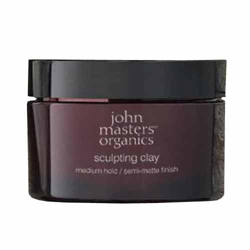 john masters organics Sculpting Clay Medium Hold 60 g