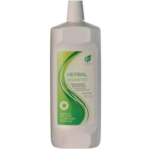 KEEN Soft Line Herbal Shampoo 1000 ml