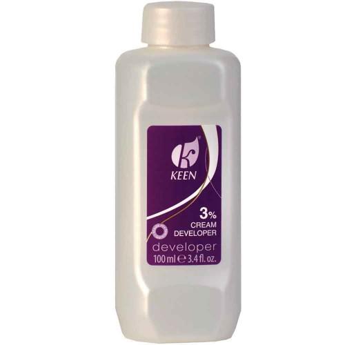 KEEN Cream Developer 3% 100 ml