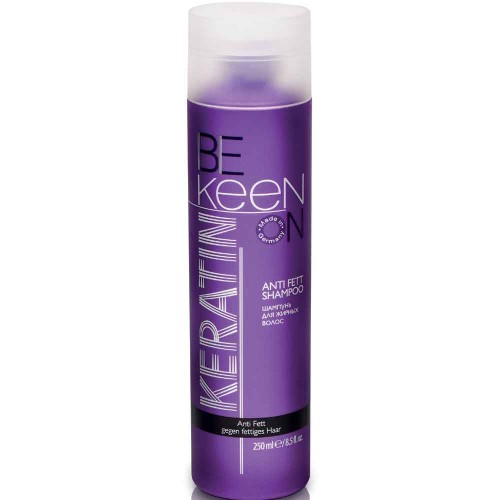 KEEN Keratin Anti Fett Shampoo 250 ml