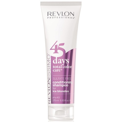 Revlon Revlonissimo 45 Days Ice Blondes 2 in 1 Shampoo & Conditioner 275 ml