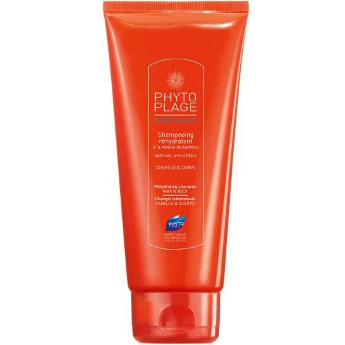 Phyto Phytoplage Feuchtigkeitsspendendes Shampoo & Duschgel 200 ml