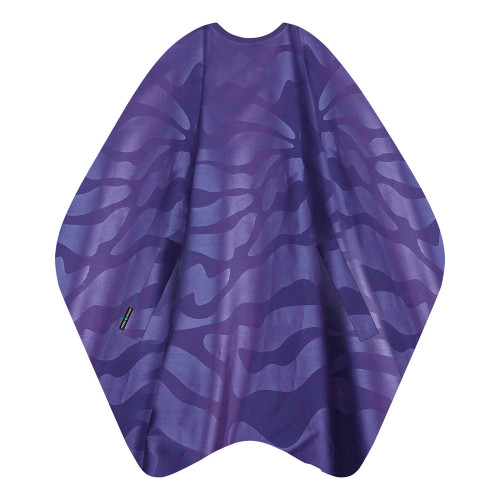 Trend-Design NANO Compact Färbeumhang Violett