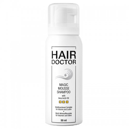 Hair Doctor Magic Mousse Shampoo 50 ml