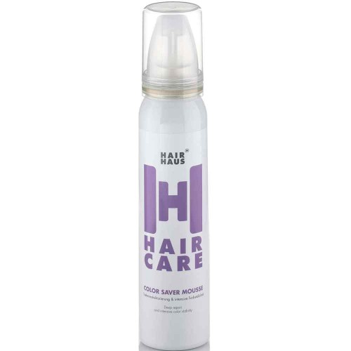 HAIR HAUS Haircare Color Saver Mousse 100 ml