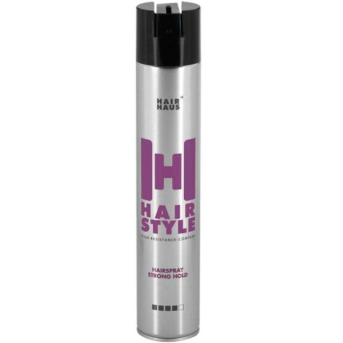 HAIR HAUS Hairstyle Hairspray Strong Hold 500 ml