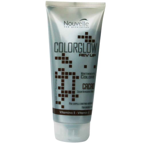 Nouvelle COLOR GLOW REV UP Kakao Farbkur 200 ml