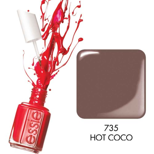 essie for Professionals Nagellack 735 Hot Coco 13,5 ml